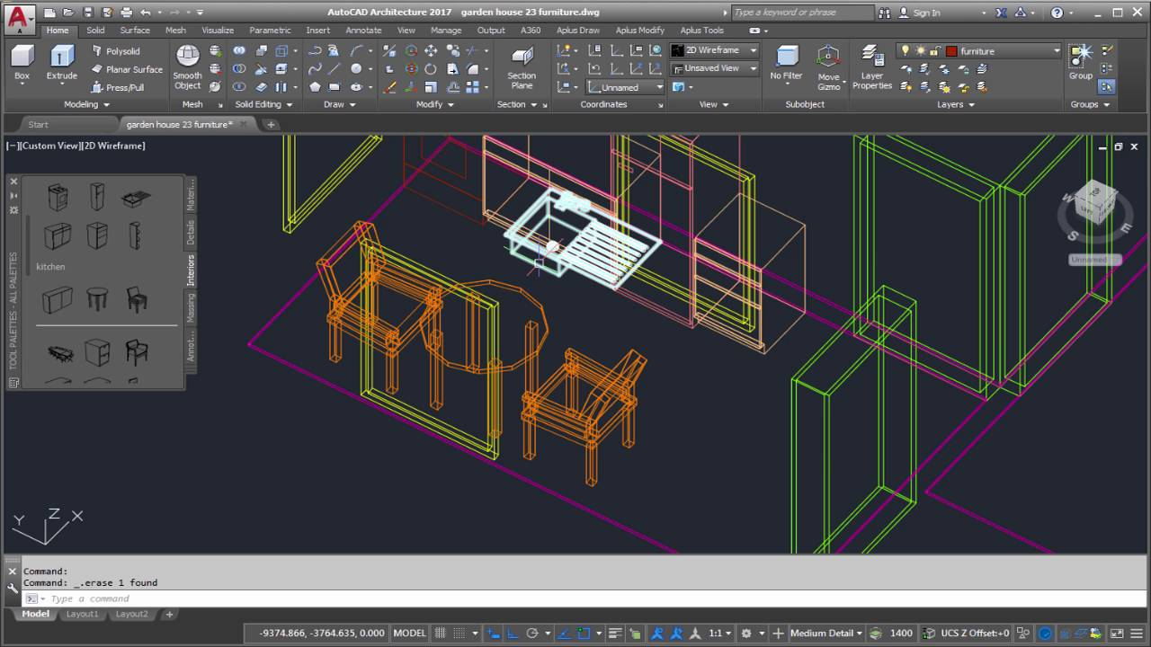 Autocad 2D and 3D Training